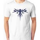 Halo 5: Guardians - Guardian Sentinel Silhouette Design  Unisex T-Shirt