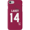 """Teen Wolf - ISAAC """"LAHEY 14"""" Lacrosse iPhone 7 Cases"""