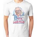Peace Love Bernie Sanders 2016 Unisex T-Shirt