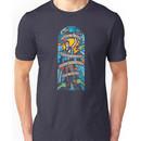Stained Ash Window (TeeFury Edition) Unisex T-Shirt