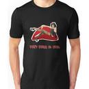 Don't dream it. Be it. Unisex T-Shirt