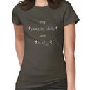 Castiel's People Skills Women's T-Shirt