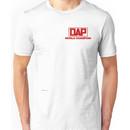 DAP T Shirt original style 70's Unisex T-Shirt