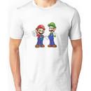 Mario and Luigi Bros. Unisex T-Shirt