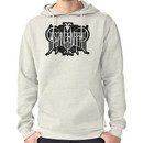 Best Ever Death Metal Bands Out Of Denton Hoodie (Pullover)