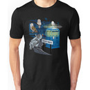 Hedwig Says Who! Unisex T-Shirt