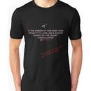 Firefly&Community: we'll bring the show back! - black version Unisex T-Shirt