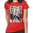 merry christmas elvis Women's T-Shirt