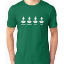 LUFC Midfield 4: Strachan, McAllister, Batty, Speed Unisex T-Shirt