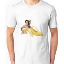 Nicolas Cage In A Banana - Original Yellow Unisex T-Shirt