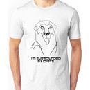 I'm surrounded by idiots - Scar, Lion King Unisex T-Shirt