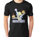 Derpy's muffin party! Unisex T-Shirt