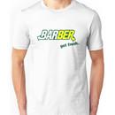 "Barber Get Fresh  ""Subway"" Unisex T-Shirt"