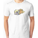 Derpy in a box Unisex T-Shirt
