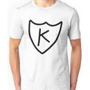 Kurt Cobain - K tattoo, K records  Unisex T-Shirt