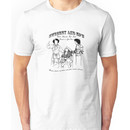 """""""Sweeney and Ed's Barber Shop and Hair Salon"""" Unisex T-Shirt"""