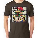 Nintendo Paper Mario Luigi Princess Bowser Unisex T-Shirt