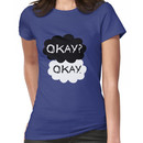 Maybe Okay will be our always T-shirt Women's T-Shirt