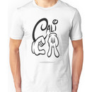 Cali Mickey Mouse Hands Unisex T-Shirt