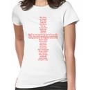 Henry V Speech Shirt Women's T-Shirt