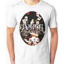 Alice The madness returns w/t title Unisex T-Shirt