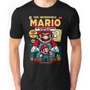 Incredible Mario Unisex T-Shirt