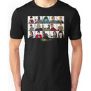 Characters Of Merlin Unisex T-Shirt