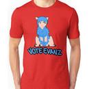 Vote Evanz! Unisex T-Shirt