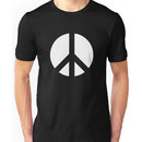 Peace Inverted Unisex T-Shirt