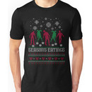 Season Eatings Ugly Christmas Unisex T-Shirt