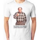 George Costanza Marine Biologist/hero Unisex T-Shirt