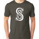 Loki's Snakes Unisex T-Shirt