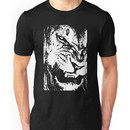B&W Lion Unisex T-Shirt