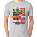Serenity Prayer Original Graphic design Unisex T-Shirt