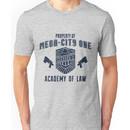 Mega-City 1 Academy shirt Unisex T-Shirt
