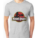 Yoshi's Park with baby Mario Unisex T-Shirt