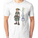 Kingdom Hearts: Legend of Zelda Unisex T-Shirt