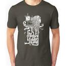 Tshirt - Moving Pieces of the Sea - white print Unisex T-Shirt