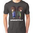 Undertale - chara and frisk Unisex T-Shirt