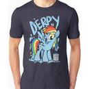 Derpy Dash (My Little Pony: Friendship is Magic) Unisex T-Shirt