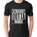 Straight Outta Namek - Dragon Ball Z Piccolo Unisex T-Shirt