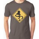 Slippery Road - Mario Kart Unisex T-Shirt
