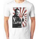 Vote For Crowley - Your King Of Hell! Unisex T-Shirt
