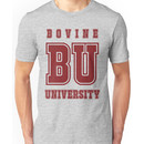 Bovine University - Simpsons Unisex T-Shirt