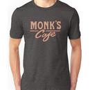 Monk's Cafe - Seinfeld, NY Unisex T-Shirt