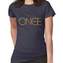 Once Upon A Time - logo Women's T-Shirt