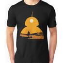 Star Wars The Force Awakens BB8 Poster Unisex T-Shirt
