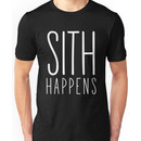 Sith Happens / Blank version Unisex T-Shirt