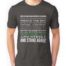 Green Strike Collection by Graphic Snob Unisex T-Shirt