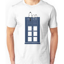 Snoopy / Dr. Who Unisex T-Shirt